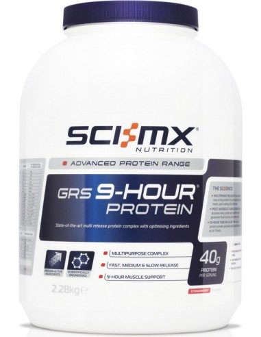 GRS 9-Hour Protein 2.28kg