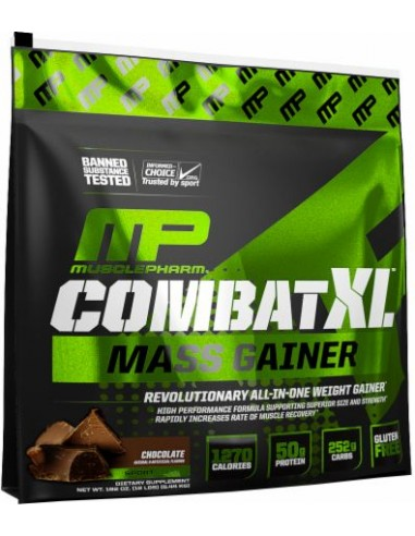 Combat XL Mass Gainer 5.44kg