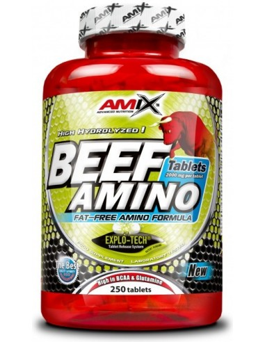 Beef Amino 250 tab