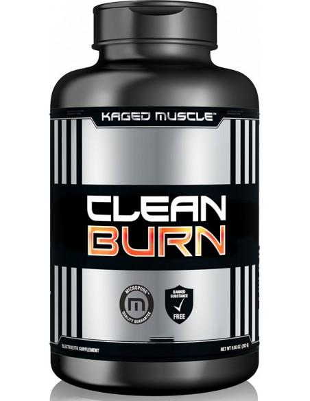 KAGED MUSCLE Clean Burn 180caps