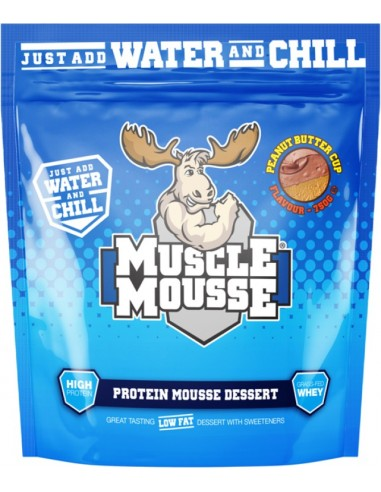 Muscle Moose Muscle Mousse Dessert 750g