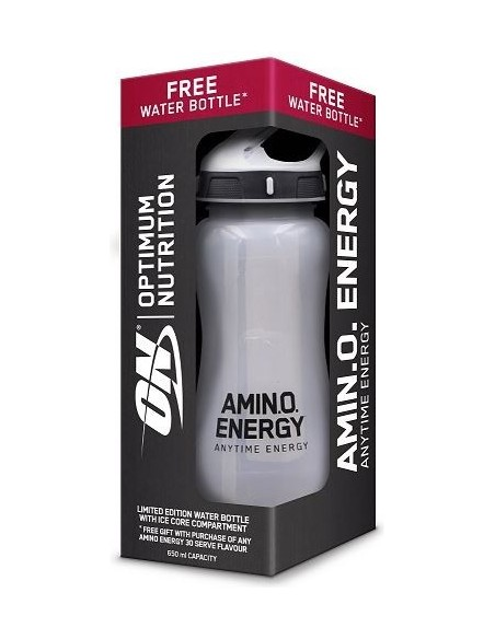 Amino Energy Ice White Water Bottle 650ml