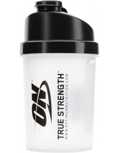 Optimum Nutrition Shaker with Compartments