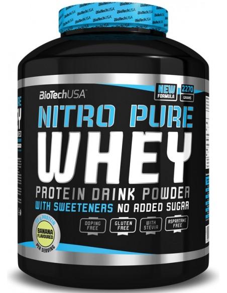 100% Nitro Pure Whey Gold 2270g