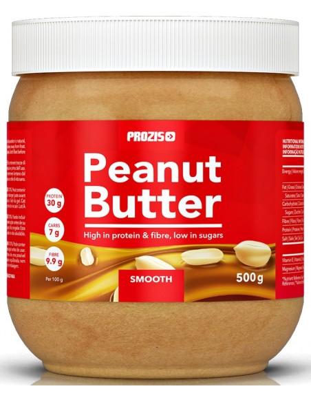 Prozis - Peanut Butter Natural 500g (maapähklivõi)