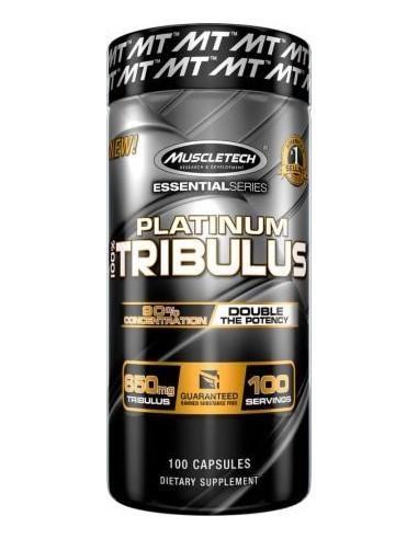 Platinum 100% Tribulus 100caps - 100serv