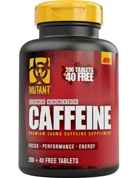 Mutant Core Caffeine - 240 Tablets