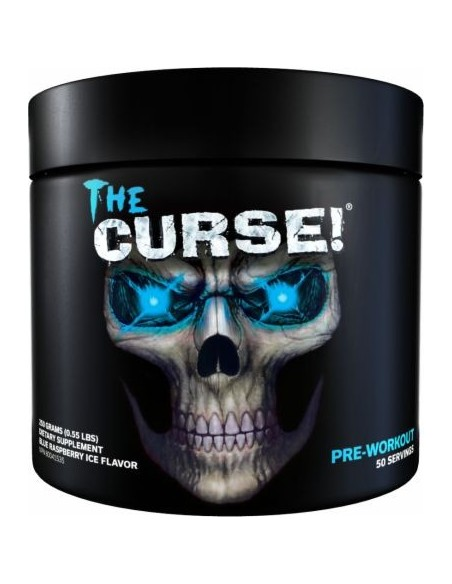 The Curse Pre-workout 50 Servings
