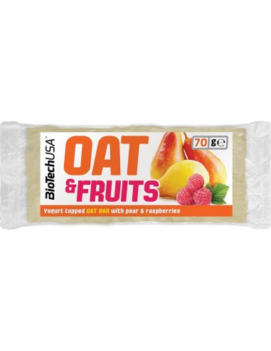 OAT & FRUITS 70g
