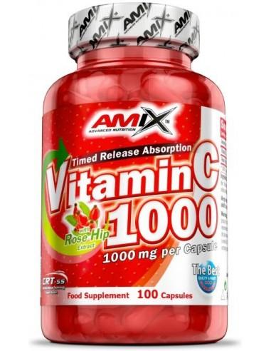 C-Vitamin 1000mg 100cps