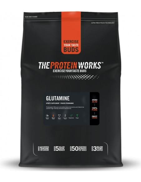 100% Glutamine 500g - TPW