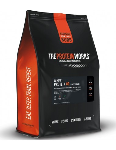 Whey Protein 80 - 2kg