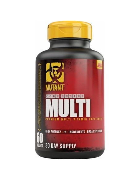 Mutant Core Multi - 60 tabs