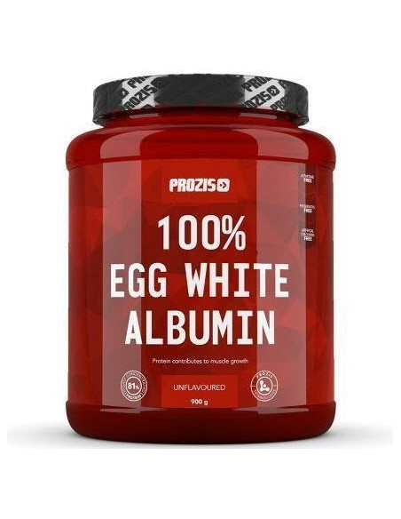 100% Egg White - Albumin 900g