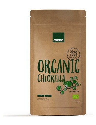 Organic Chlorella Powder 125g