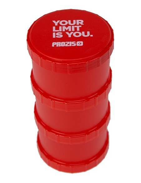 Your Limit is You Powder Container 3x180ml