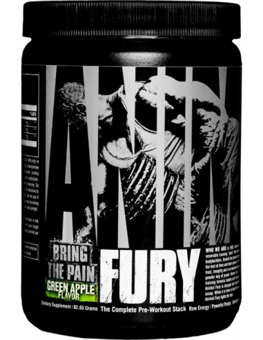 ANIMAL Fury 5 servings