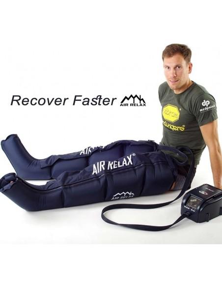 Air Relax kompressioon – massaaži komplekt