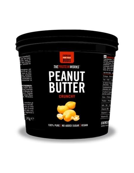 Peanut Butter Natural 1kg (maapähklivõi)