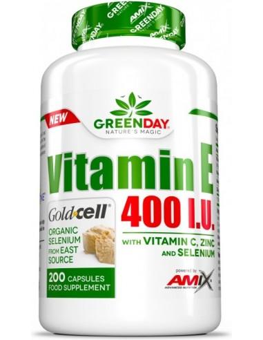 Vitamin E 400 I.U. LIFE+ 200caps