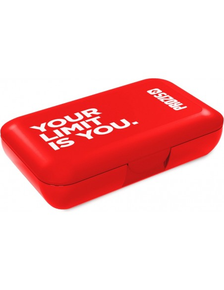 Prozis Your Limit Is You Pillbox - RED