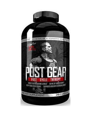 Rich Piana 5% Nutrition Post Gear 240caps