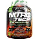 Nitro-Tech 1.8kg NATURAL (sweetened with stevia)