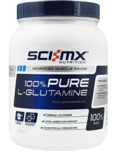 100% Pure Glutamine 500g