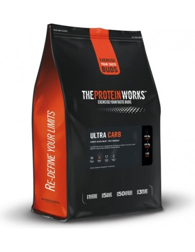 ULTRA CARB - Unflavoured (2kg)
