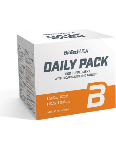 DAILY PACK - 30 packs