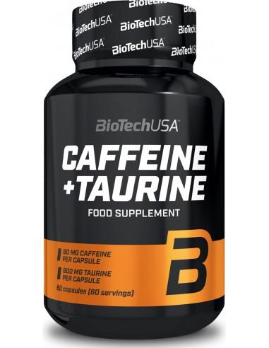 CAFFEINE&TAURINE - 60 capsules