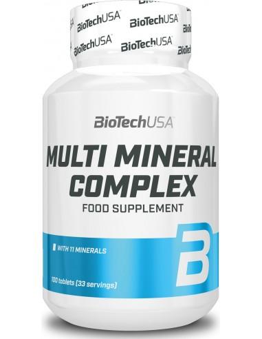 Multi Mineral Complex 100tabl
