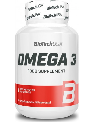 Mega Omega 3 - 90 Softgels