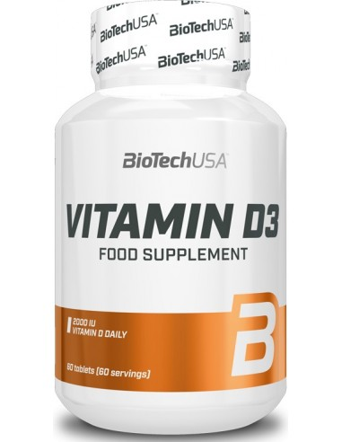 Vitamin D3 - 2000IU