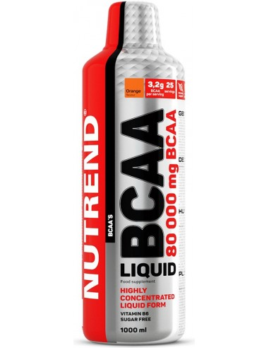 Nutrend - Mega Strong BCAA 1000ml