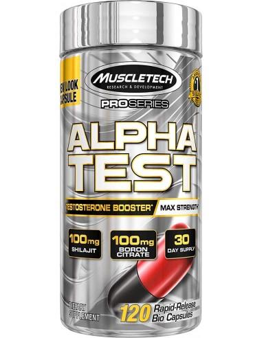 Pro Series Alpha Test (120 caps)