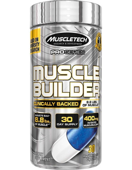 Pro Series Muscle Builder (30caps)