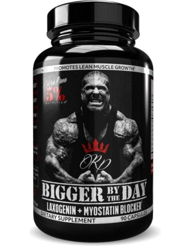 Rich Piana 5% Nutrition Bigger By The Day 90Caps
