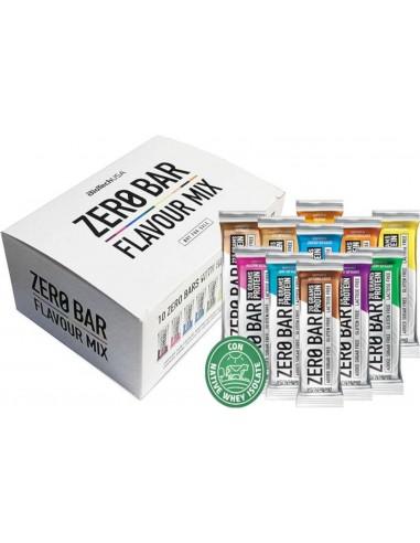KIT Zero Bar Flavour Mix 10x50g