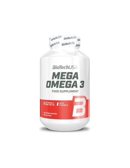 Mega Omega 3 - 180 softgels