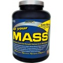 Up Your Mass 2.27kg