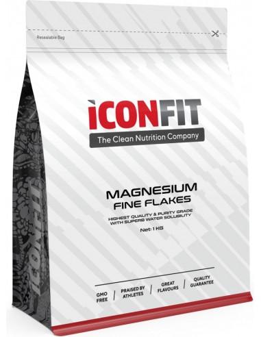 ICONFIT Magneesiumihelbed (1KG, Vannideks)