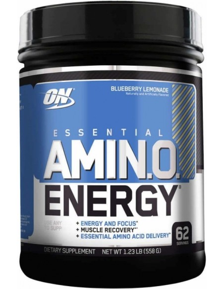 ON Amino Energy 558g Blueberry Lemonade (62 annust)