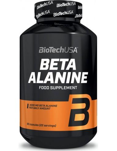 Beta Alanine 90caps - BiotechUSA