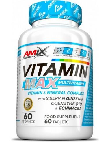 Vitamin MAX Multivitamin 60tbl
