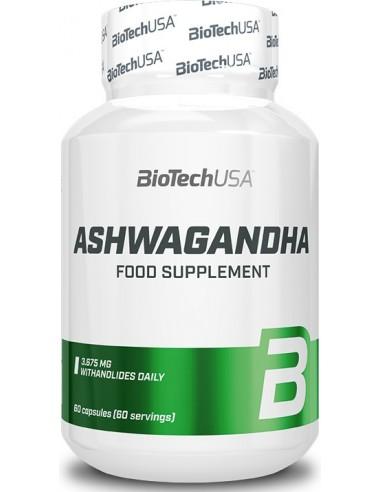 Ashwagandha 60 caps - BiotechUSA