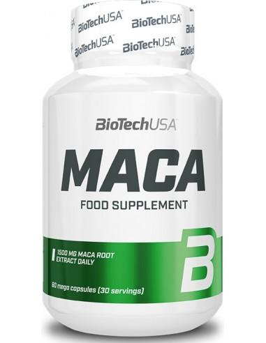 Maca 60 caps - BiotechUSA
