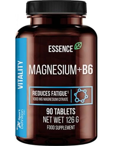 Essence Magneesium + B6 tabletid (90 tk)