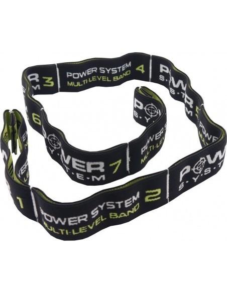 Power System Multi Level Elastic Band tekstiilist kummilint