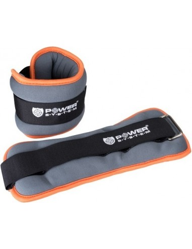 Power System, Ankle Weights, pahkluuraskused (2 x 1.5 kg)